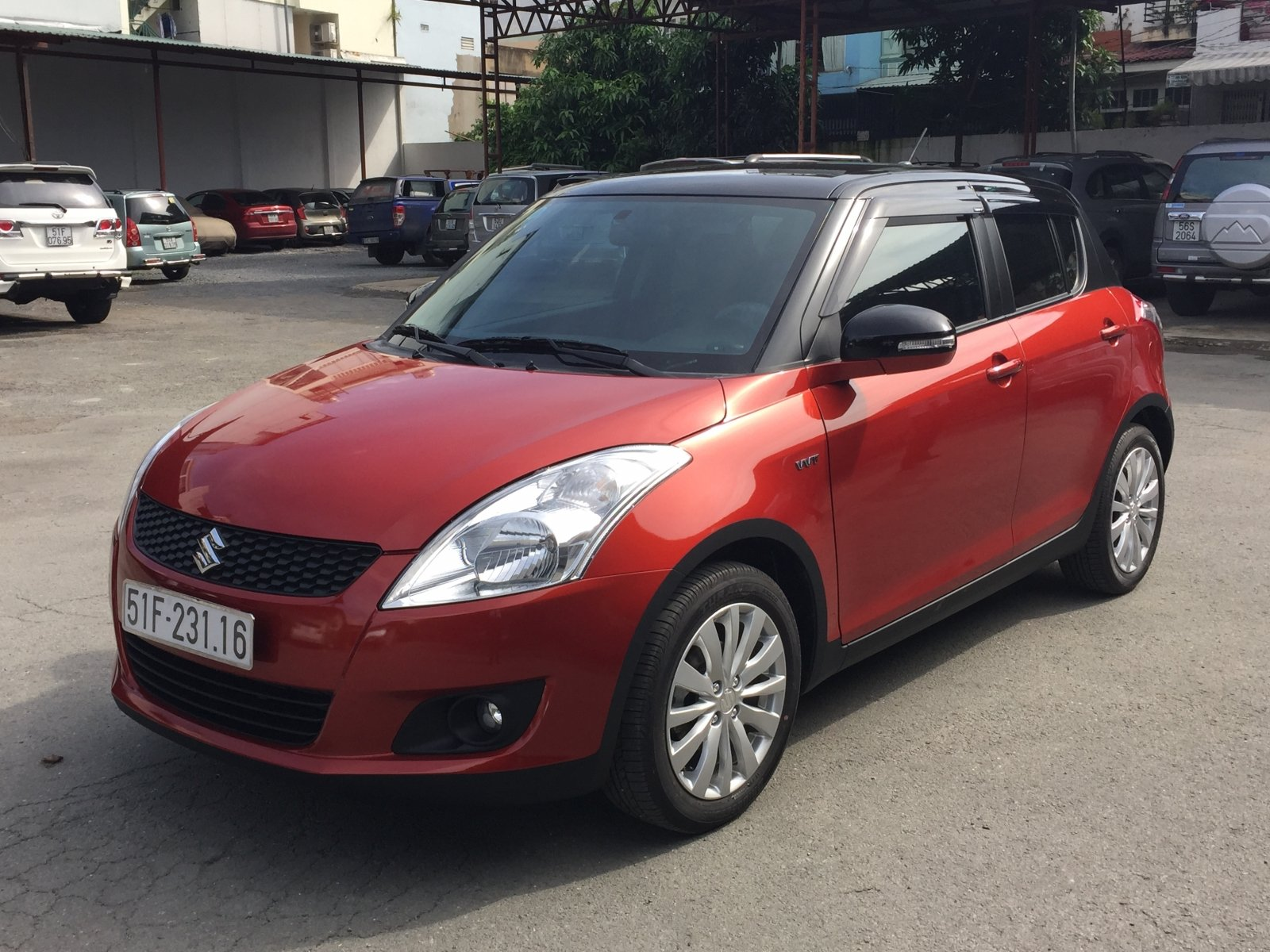 suzuki swift 1.4at bản special