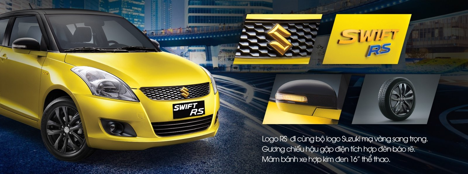 suzuki swift 1.4at rs new